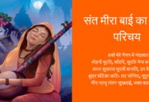 Meera Bai in Hindi