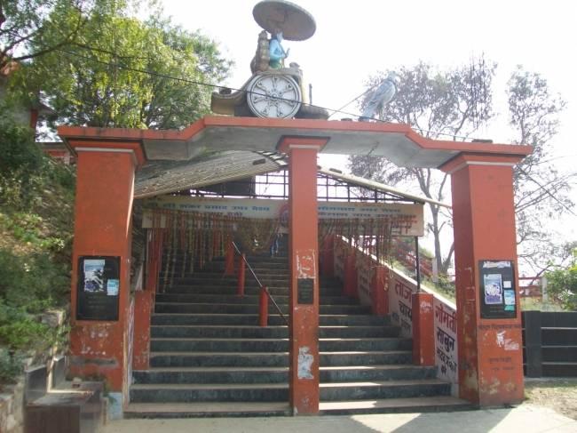 Shani temples in India - Shani mandir pratapgarh