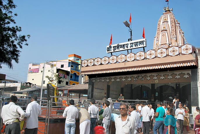 shani temple in india