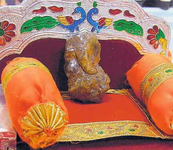 diamond ganesha of 600 crore Worth
