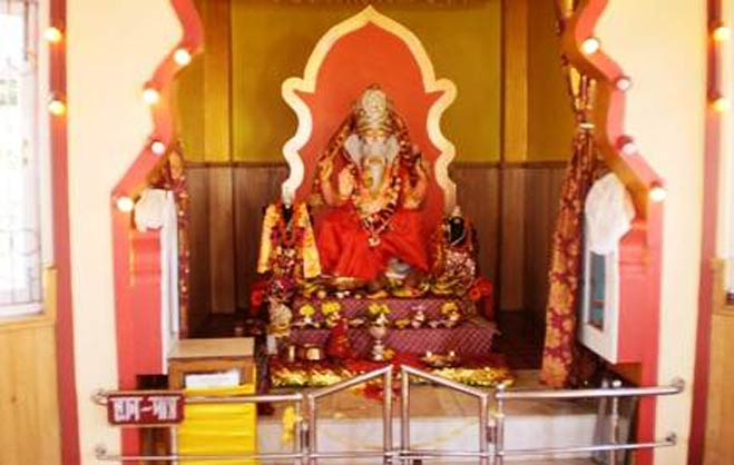 Famous ganesh temples in india - moti dungri ganesh temple jaipur