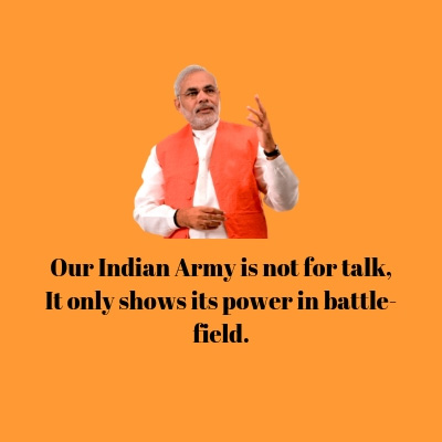 Narendra Modi thoughts and quotes in hindi and english