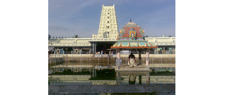 famous ganesha temple in india - kanipakkam vinayak temple chitoor