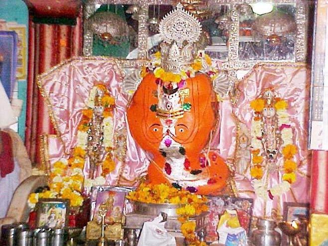 famous ganesha temple in india - trinetra ganesha temple ranthambor