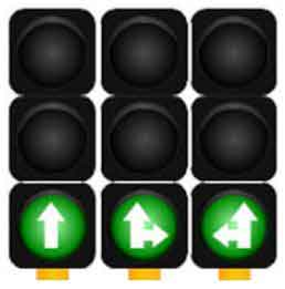 traffic signals in hindi language