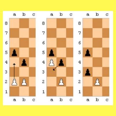 En pessant chess rule in hindi