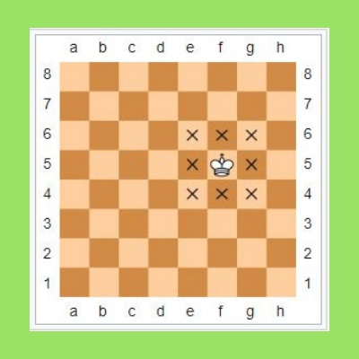king rule in chess