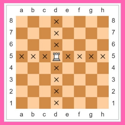 chess rule of rook hathi in hindi