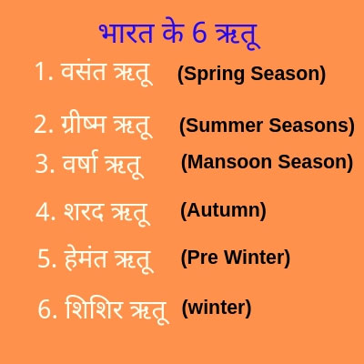six seasons in india in hindi