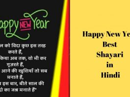 Happy New Year Message In Hindi 81