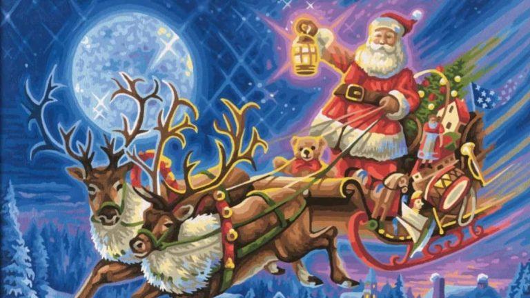 Who is santa claus History in hindi