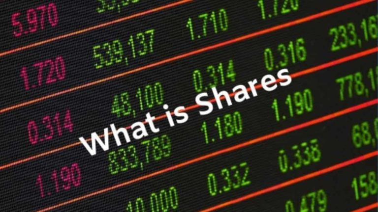 what is share in hindi