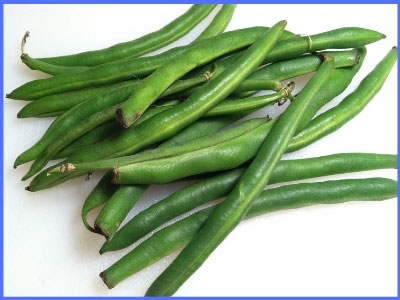 french beans name in english