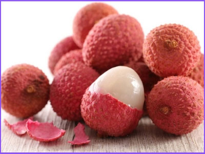 lychee name in english