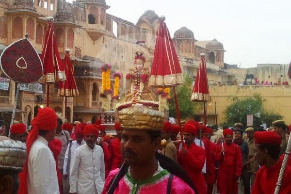 गणगौर त्यौहार का इतिहास और महत्व