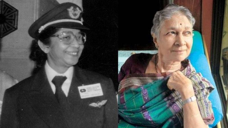 भारत की पहली महिला कमर्शियल पायलट कौन है