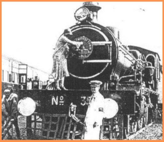 भारत में कब और कहाँ चली थी सबसे पहली ट्रेन (रेल)