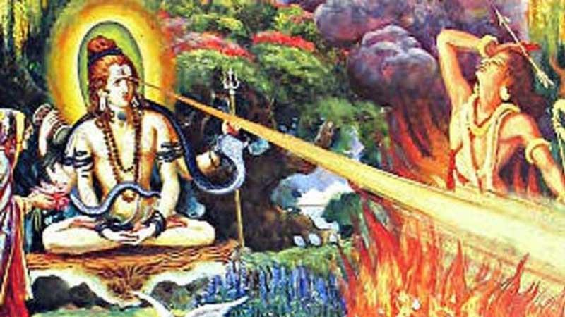 holi story in hindi, shiv or kamdev story in hindi