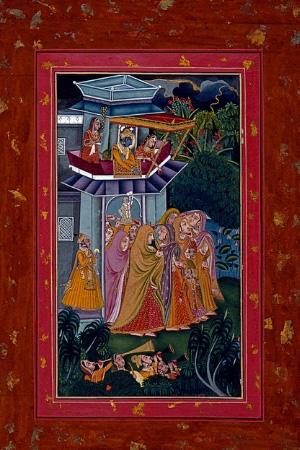 gangaur history in hindi