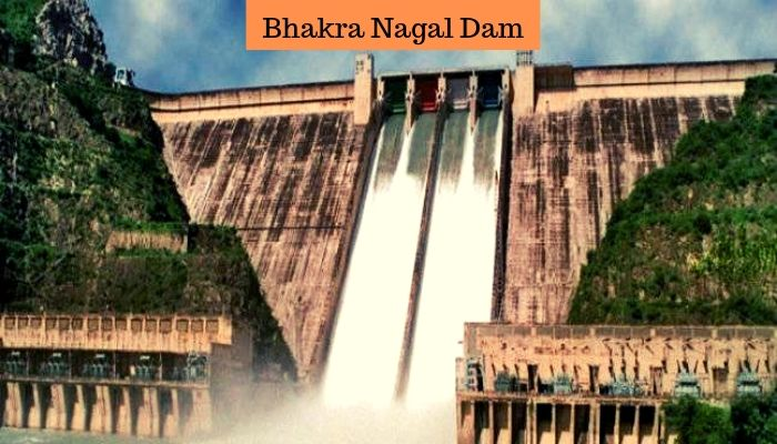 भारत के 5 सबसे बड़े बाँध