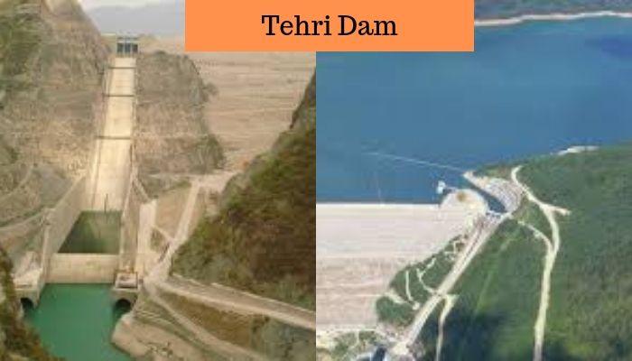 5 Biggest dams of india in hindi